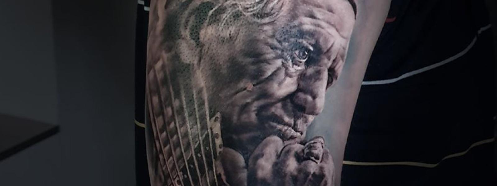 Stilovi tetoviranja, četvrti dio